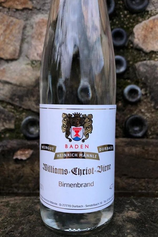 Williams-Christ Birnen-Brand, 0.7 Liter I 54